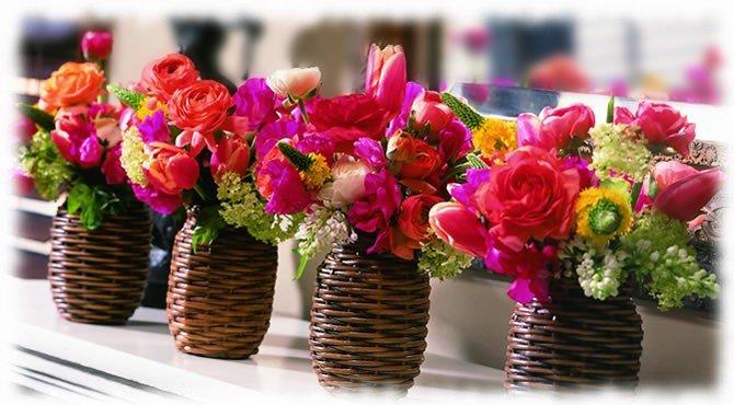 Dick miller florist wedding flowers new york buffalo rochester