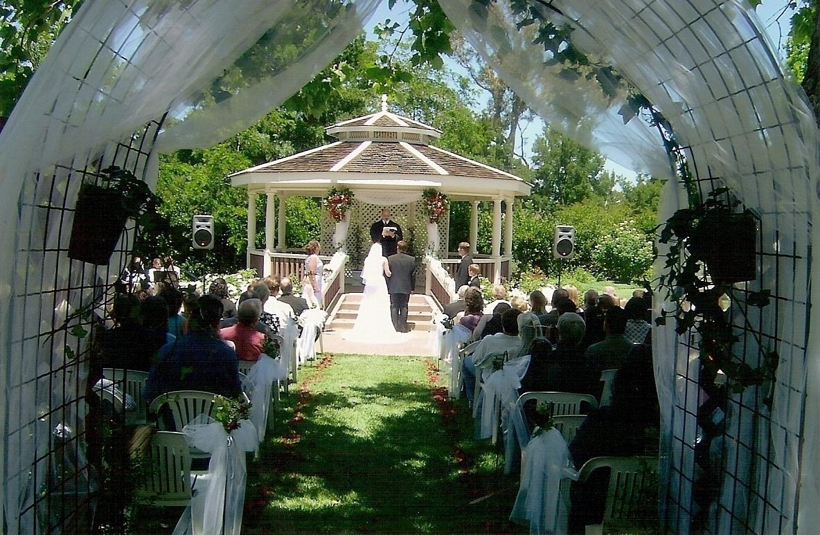 Shadelands ranch museum wedding ceremony reception for Wedding dress rental san jose