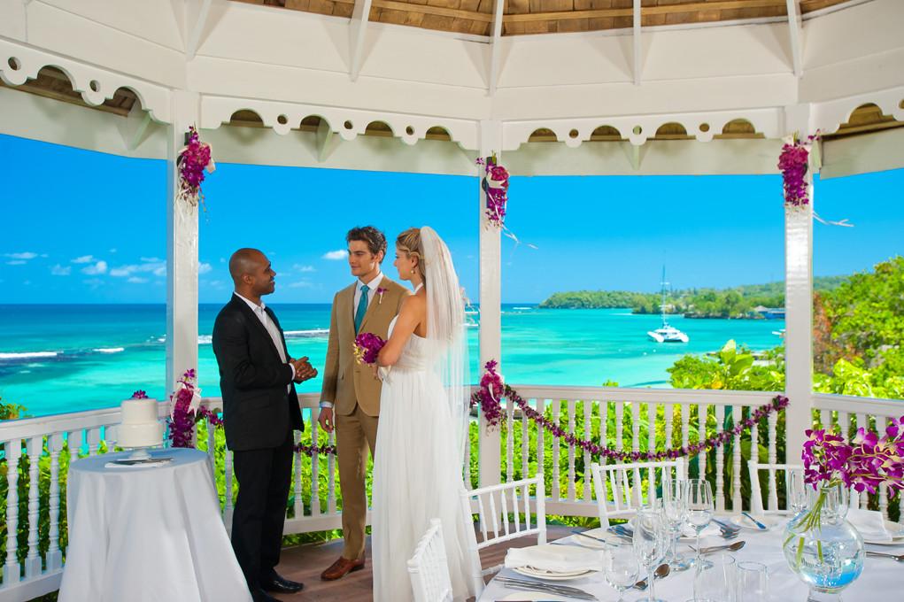 Sandals Resorts Jamaica Wedding Ceremony Amp Reception