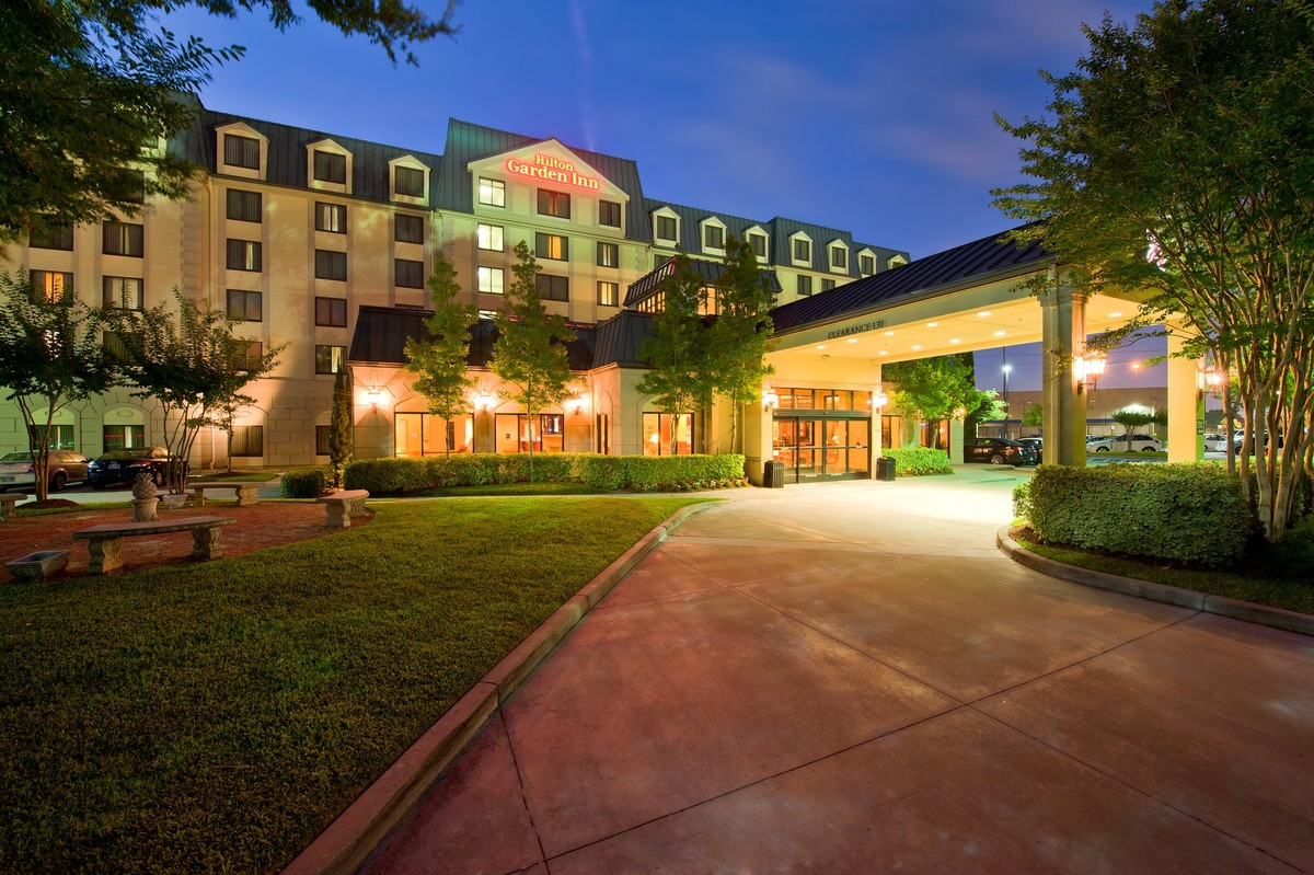 Hilton Garden Inn Houston Nw Willowbrook Photos Ceremony Reception Venue Pictures Texas