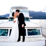 Beach & Cruise Wedding in Lake Tahoe aboard the Bleu Wave