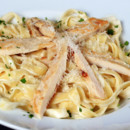 130x130 sq 1421618664674 chicken fetticinni alfredo plated