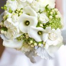 130x130 sq 1349820295746 whitebouquet