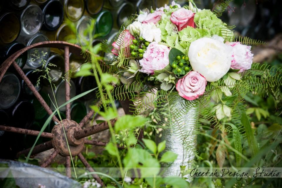 The Garden Party Floral Boutique Wedding Flowers New
