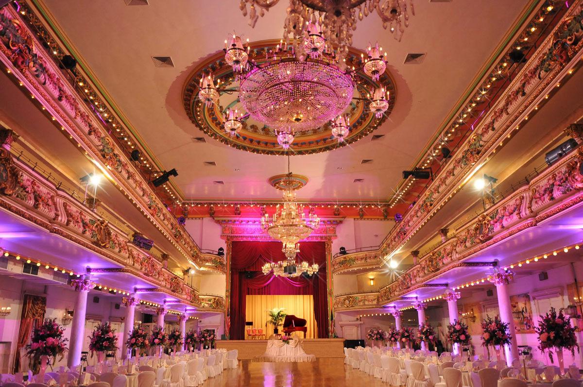 Grand Prospect Hall Wedding Ceremony Amp Reception Venue