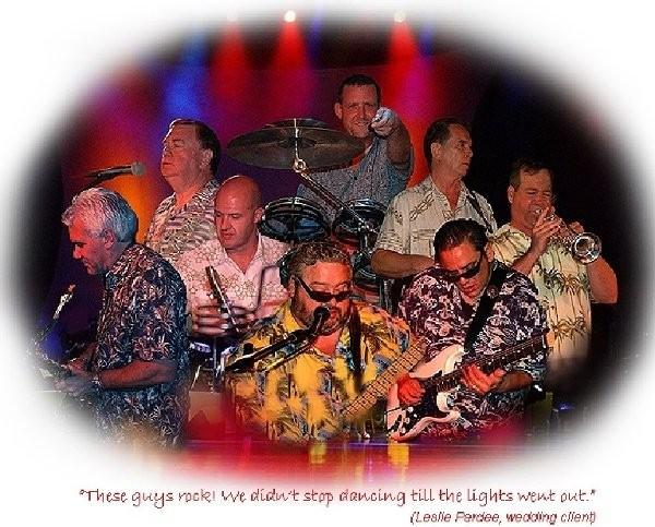 Ocean Drive Party Band Reviews Amp Ratings Wedding Band