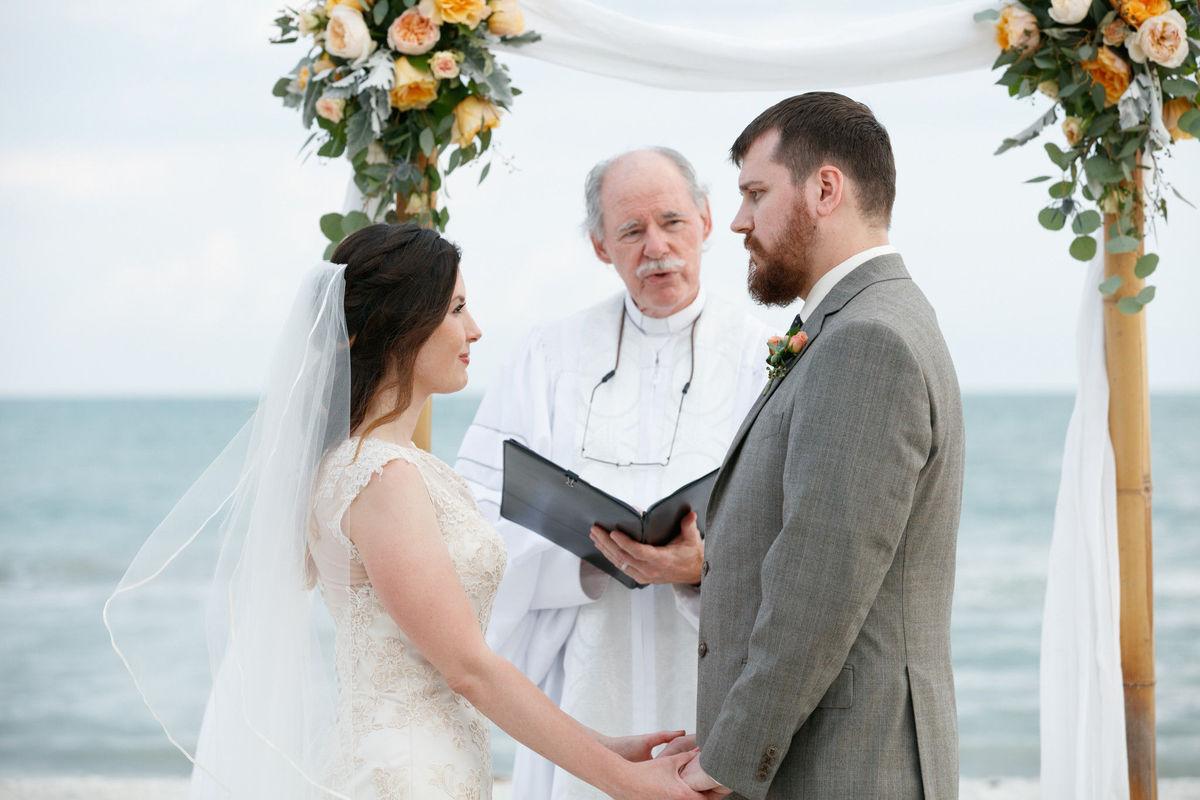 Mystic Weddings Rev Dr James R Berger Wedding