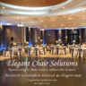 Elegant Chair Solutions