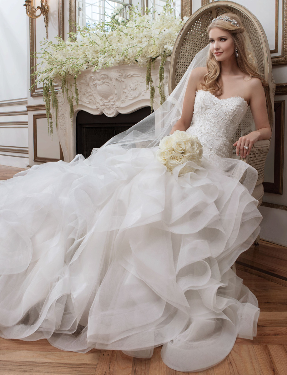 The white closet bridal co wedding dress attire for Wedding dresses in south florida