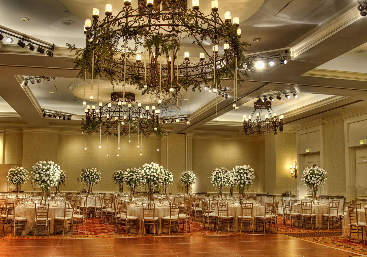 Hotel Banquet Rooms In San Antonio