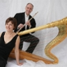 Duo Lyra Harp and Flute