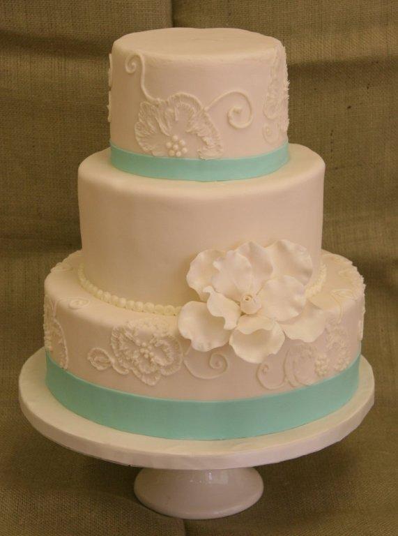 Keystone Confections Wedding Cake North Carolina