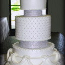 130x130 sq 1429033892515 6 tier wedding cake bling 6 tier wedding cake