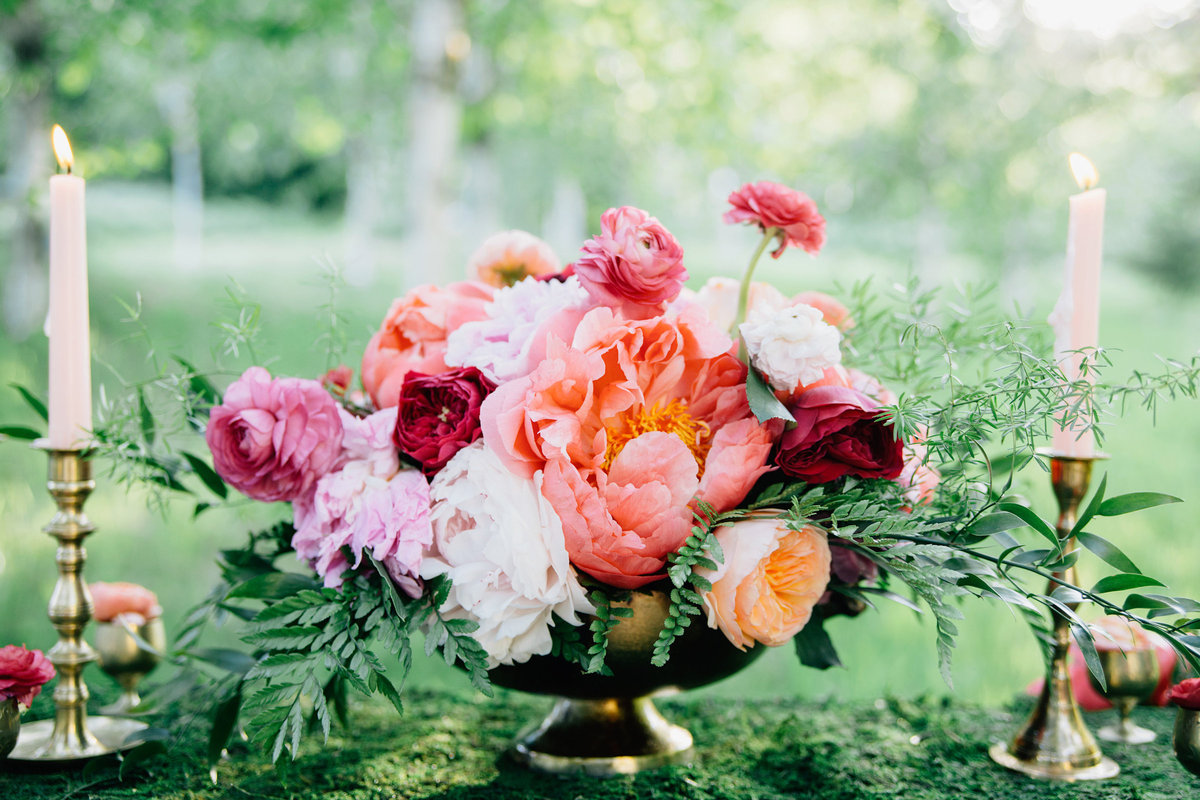 The Blooming Bride Wedding Flowers Oregon Portland And Surrounding