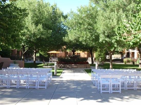 Wedding Invitations Albuquerque: Marriott Courtyard Albuquerque Journal Center, Wedding