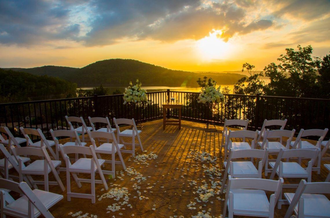 Stonewater Cove Resort And Spa Wedding Ceremony
