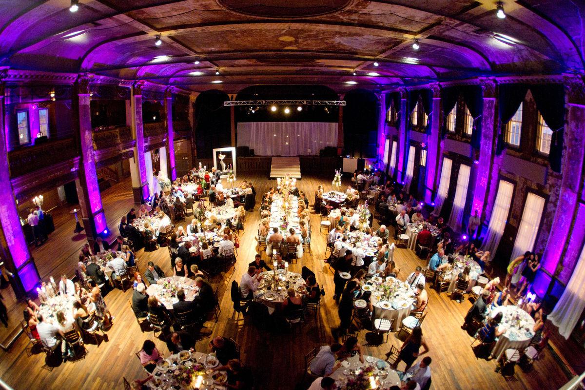 Turner Hall Ballroom Wedding Ceremony Amp Reception Venue