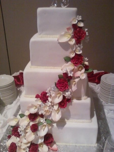 Sugar buzz bakery wedding cake tennessee memphis for Wedding dress rental memphis tn