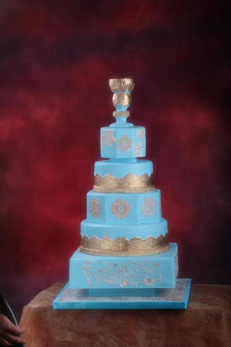 A Cake Odyssey Wedding Cake New Mexico Albuquerque