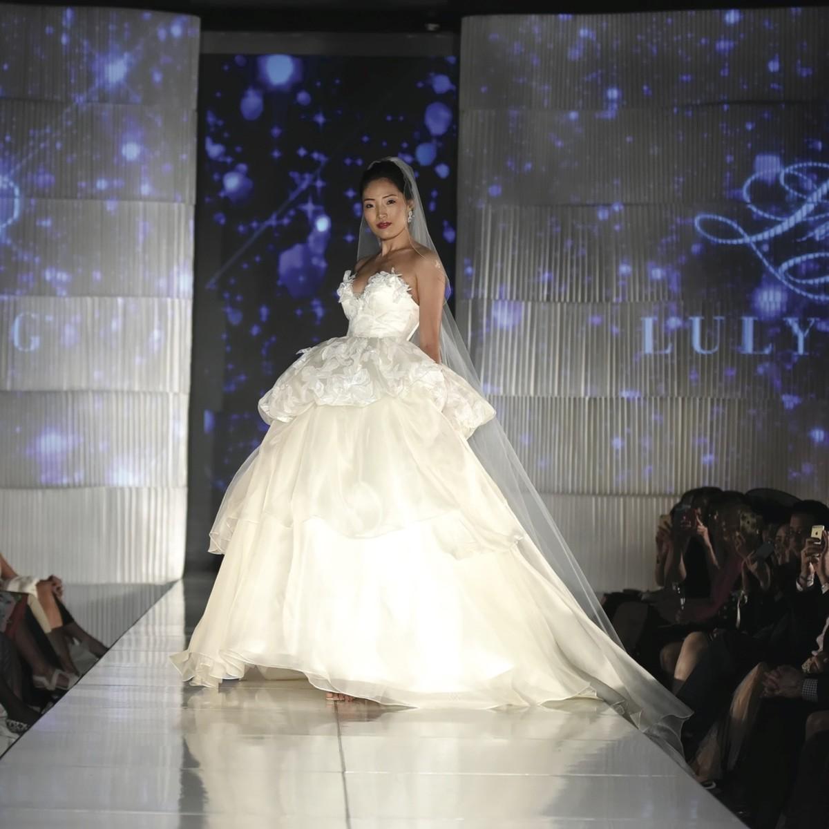 Luly yang wedding dress attire washington seattle for Wedding dresses tacoma wa