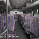 130x130 sq 1401561887656 shuttle bus interior
