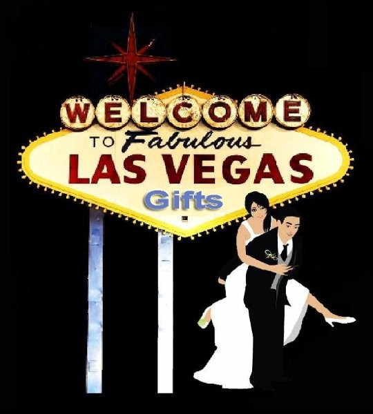 Las vegas gifts quotwe cater to the bridequot wedding favors for Wedding invitations las vegas nv