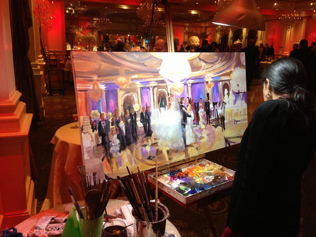 Event Painting By Katherine Reviews Amp Ratings Wedding