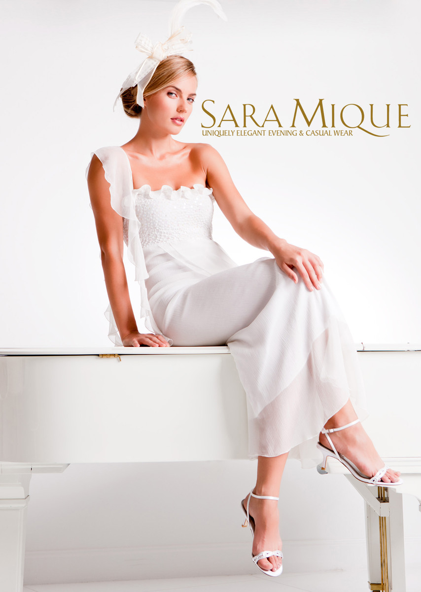 Sara mique wedding dress attire florida miami ft for Wedding guest dresses miami