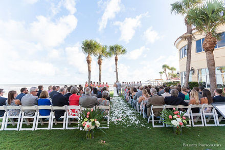 Beach Ceremony And Banquet Hall In Jacksonville Beach Fl