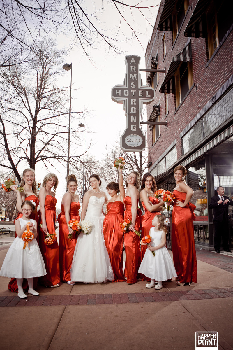 The Armstrong Hotel And Ace Gillett S Lounge Wedding
