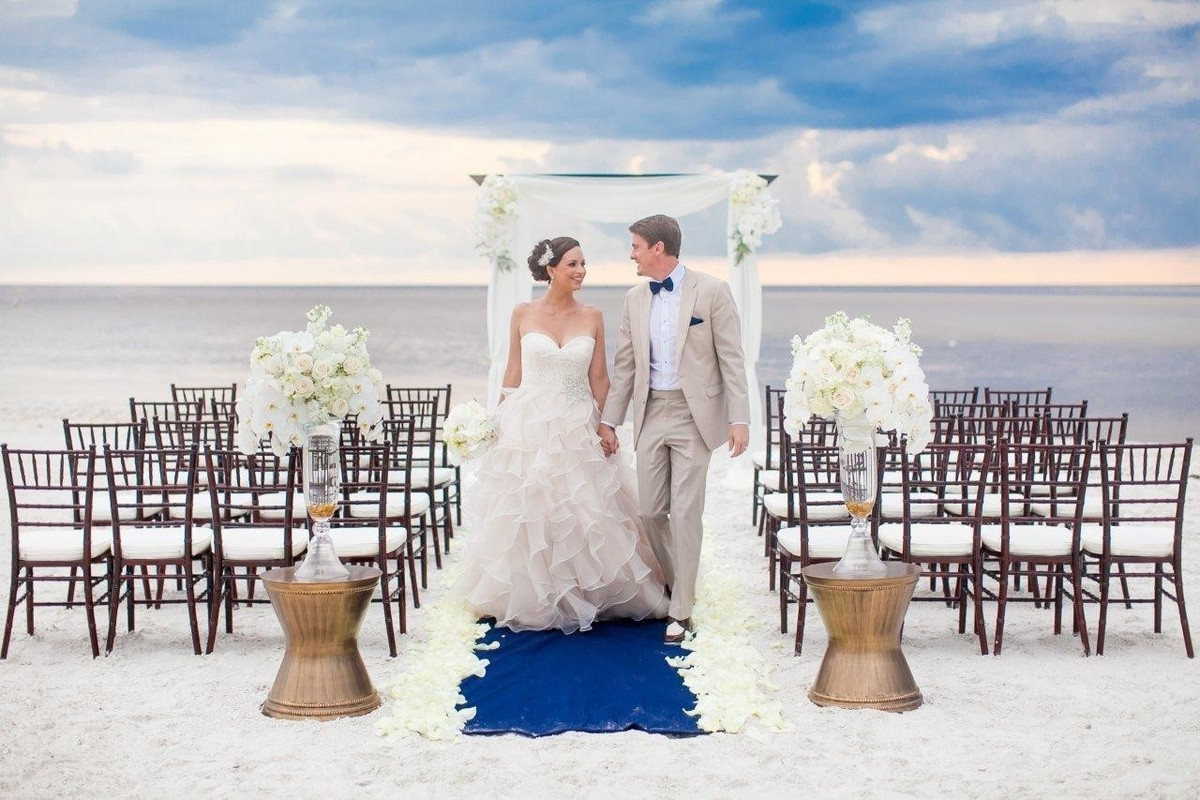 Hyatt Regency Coconut Point Resort Amp Spa Wedding Ceremony