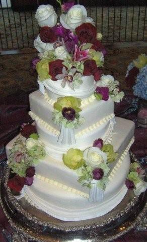 Blue Ridge Cakes Photos Wedding Cake Pictures North Carolina