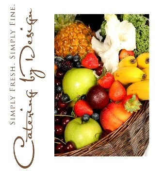 Catering by Design, Wedding Catering, North Carolina - Raleigh - Triangle, Greensboro - Triad ...