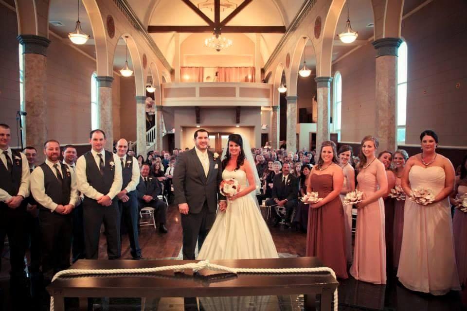 Sepia Chapel Wedding Ceremony U0026 Reception Venue Wisconsin - Green Bay Appleton Door County ...
