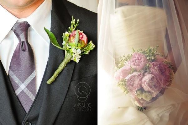 Asha Floral Design Wedding Flowers New York New York Manhattan