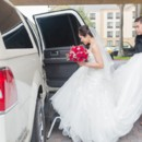 130x130 sq 1419366721326 stretch suv bride and groom