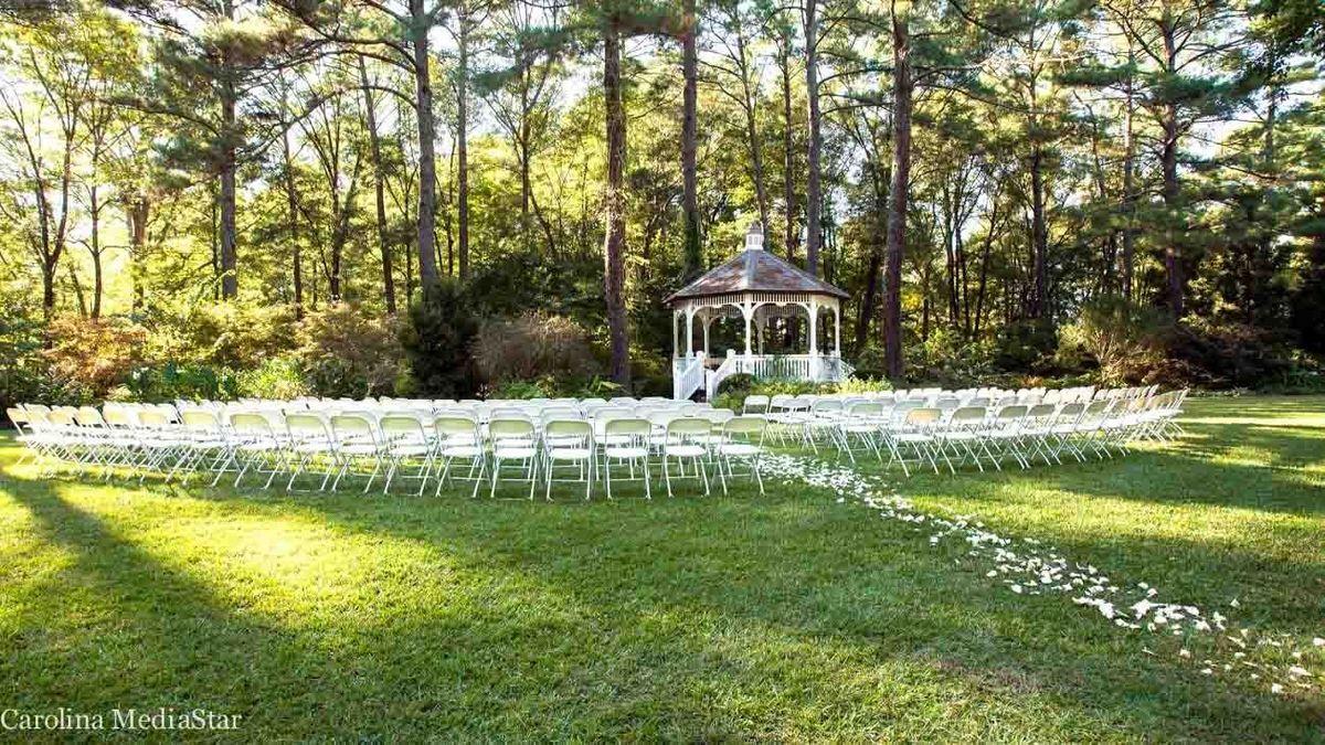 Cape Fear Botanical Garden Wedding Ceremony U0026 Reception Venue North Carolina - Raleigh ...