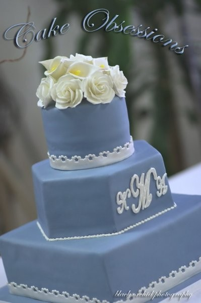 Cake Obsessions Wedding Cake New York New York