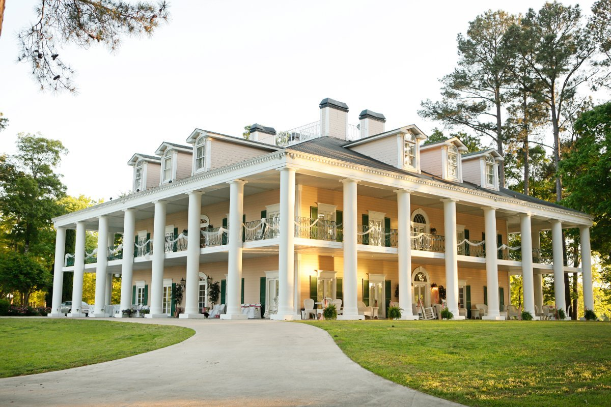 Antebellum weddings at oak island reviews ratings for Wedding venues huntsville al