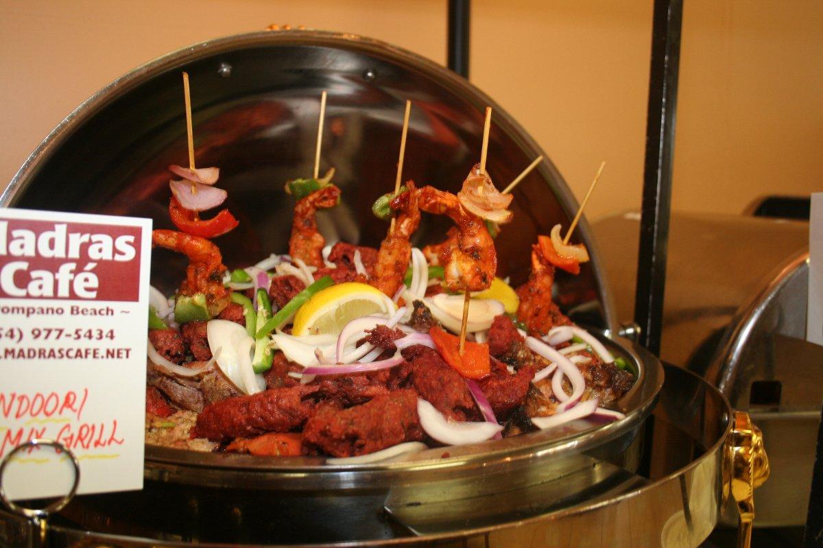 madras indian cuisine wedding catering florida miami