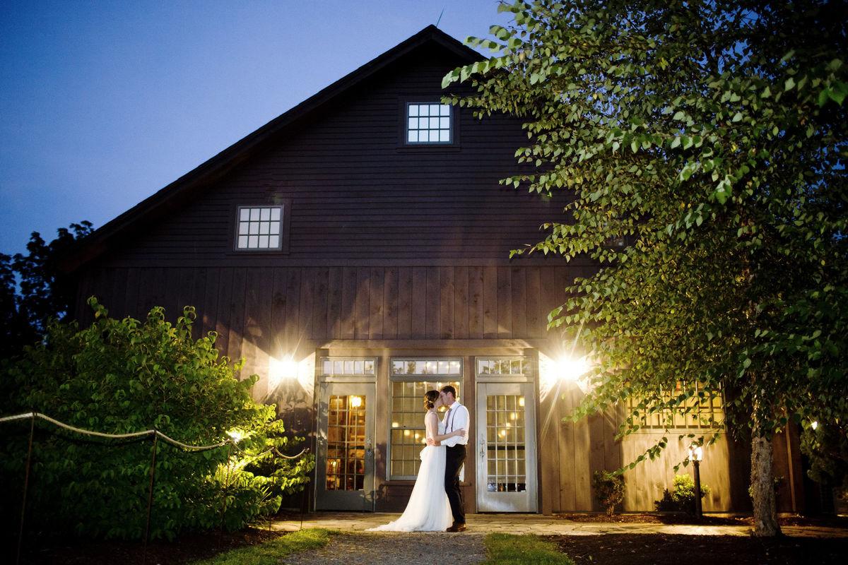 Ashland berry farm wedding