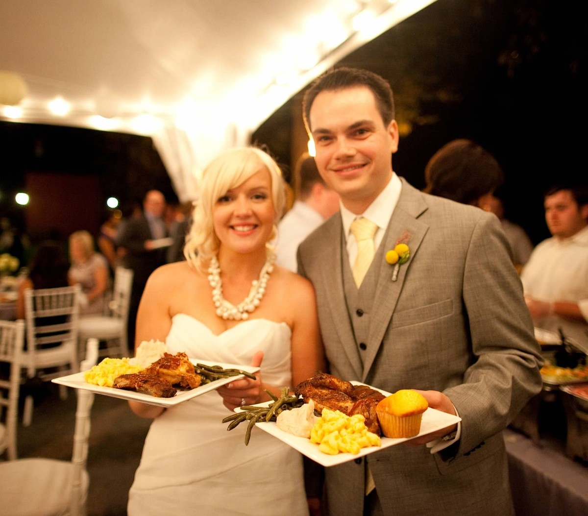 Famous Dave S Catering Wedding Catering Tennessee