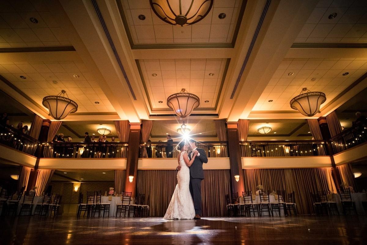 Collingswood Grand Ballroom Wedding Ceremony Amp Reception