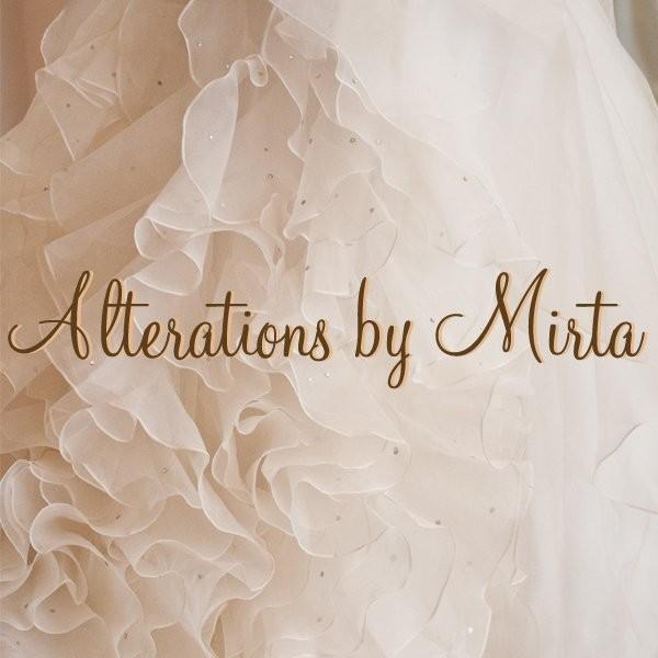 Wedding Dress Alterations Edmonton Reviews : Alterations by mirta reviews ratings wedding dress