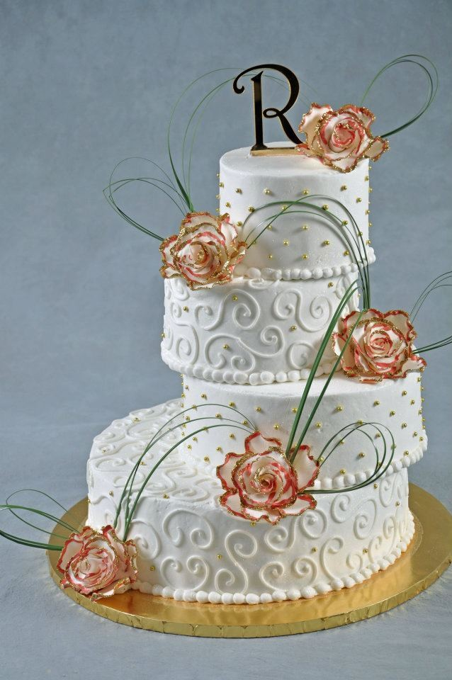 the cake gallery wedding cake nebraska lincoln omaha north platte and surrounding areas. Black Bedroom Furniture Sets. Home Design Ideas