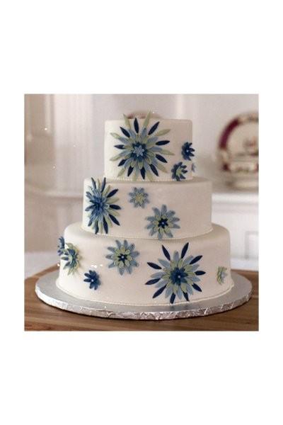 Carrot Tree Kitchens Wedding Cake Virginia Hampton