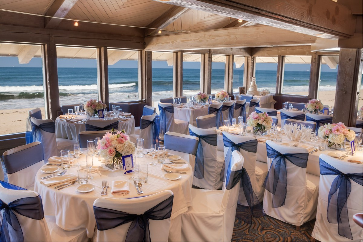 Redondo Beach Chart House Wedding Ceremony Amp Reception