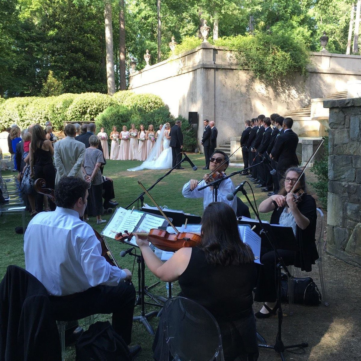 String Quartet Wedding Songs Ideas: After Five String Quartet, Wedding Ceremony Music, Georgia