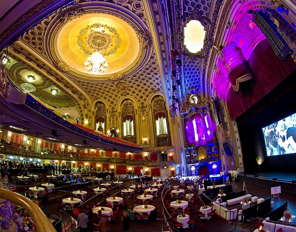 Midland Theatre Wedding Ceremony Amp Reception Venue Missouri Kansas City St Joseph And