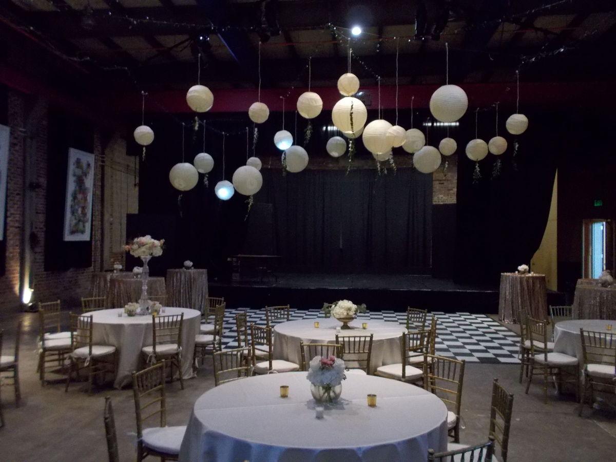 Powerhouse Community Arts Center Wedding Ceremony